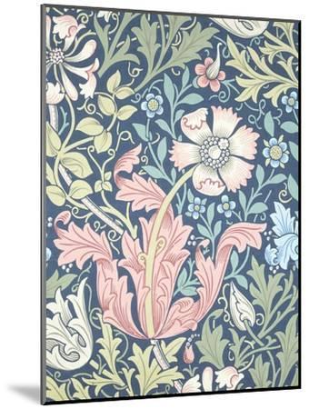 Compton Wallpaper, Paper, England, Late 19th Century-William Morris-Mounted Giclee Print