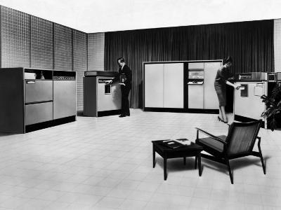 Computer, 1960--Photo