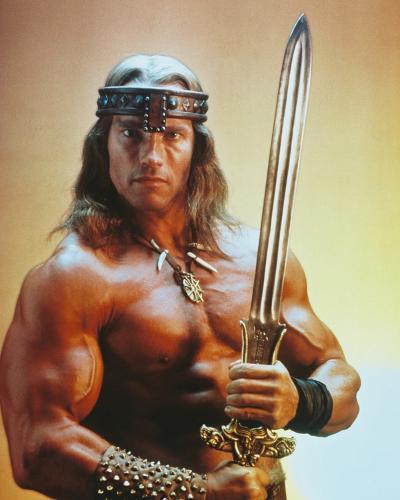 Conan the Barbarian--Photo