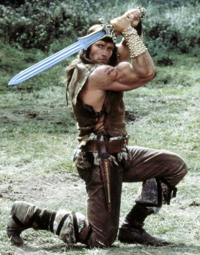 Conan the Destroyer--Photo