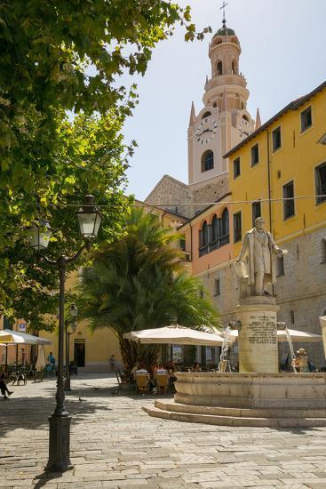Concattedrale Di San Siro, Sanremo (San Remo), Liguria, Italy, Europe-Frank Fell-Photographic Print