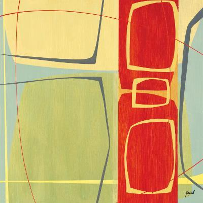 Concentric II-Danielle Hafod-Art Print