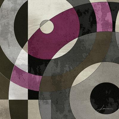 Concentric Squares I-James Burghardt-Art Print