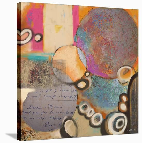 Concept Abstract 01-Rick Novak-Stretched Canvas Print