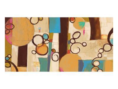 Concept Abstract 03-Kurt Novak-Art Print