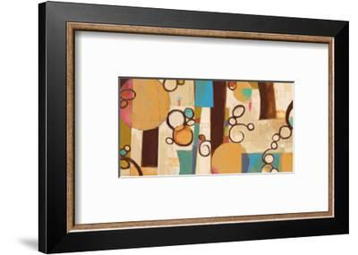 Concept Abstract 03-Rick Novak-Framed Art Print