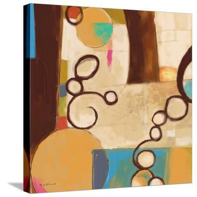 Concept Abstract 05-Kurt Novak-Stretched Canvas Print