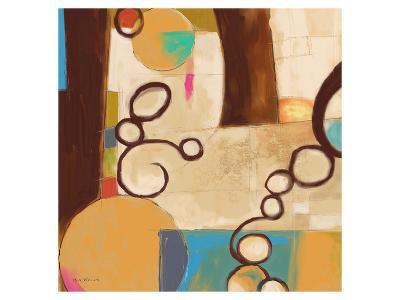 Concept Abstract 05-Kurt Novak-Art Print