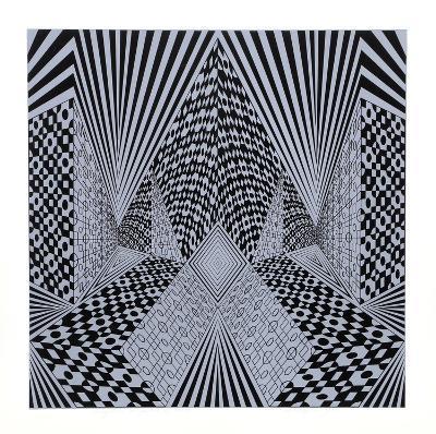 Conceptual Perspective II-Roy Ahlgren-Limited Edition