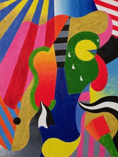 Concert, 1989-William Ramsay-Giclee Print