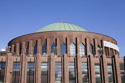 Concert Hall Tonhalle, Dusseldorf, North Rhine Westphalia, Germany, Europe-Markus Lange-Photographic Print