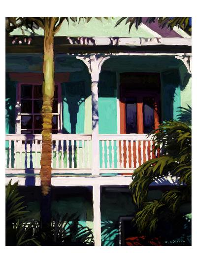 Conch Cottage 1-Kurt Novak-Art Print