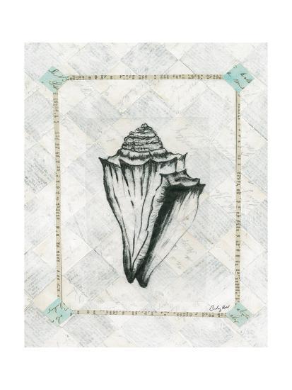 Conch Shell-Courtney Prahl-Art Print