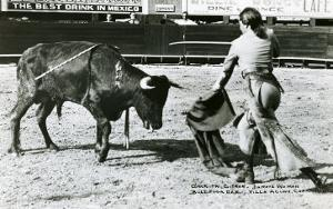 Conchita Cintron Killing Bull