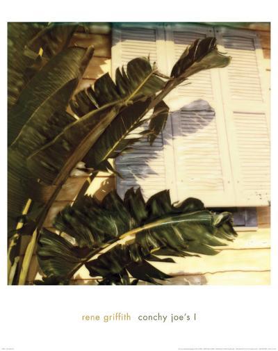 Conchy Joe's I-Rene Griffith-Art Print
