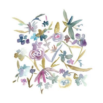 Concord Florals II-Chariklia Zarris-Art Print