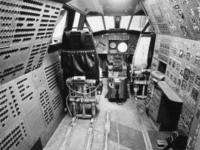 Concorde's Cockpit--Photographic Print