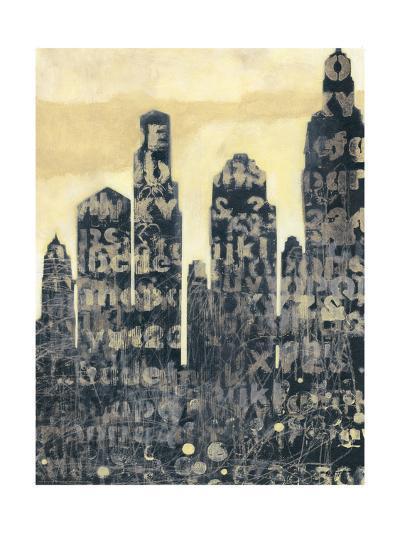 Concrete II-Norman Wyatt, Jr^-Art Print