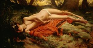 Narcissus by Conda B. de Satriano
