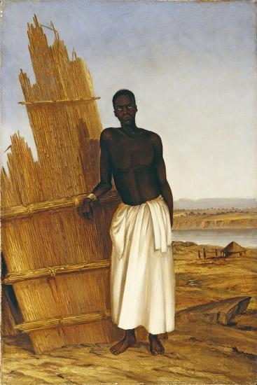 Conde - a Native of Tete-Thomas Baines-Giclee Print