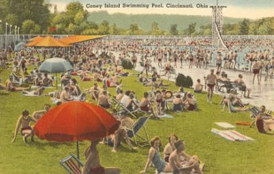 Coney Island Pool, Cincinnati, Ohio
