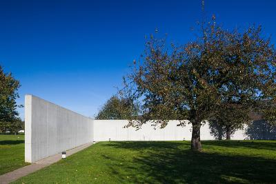 Conference Pavilion design by Tadao Ando, Vitra Design Museum, Weil am Rhein, Baden-Wurttemberg...--Photographic Print
