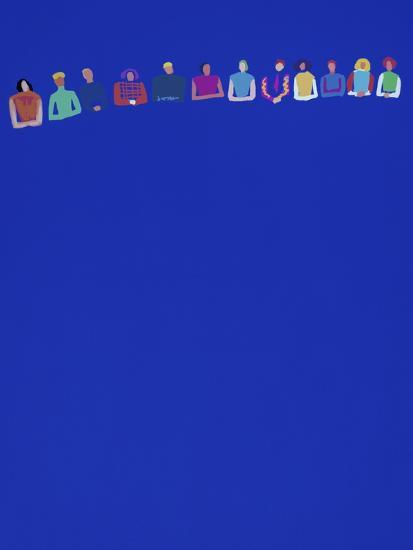 Conference-Diana Ong-Giclee Print