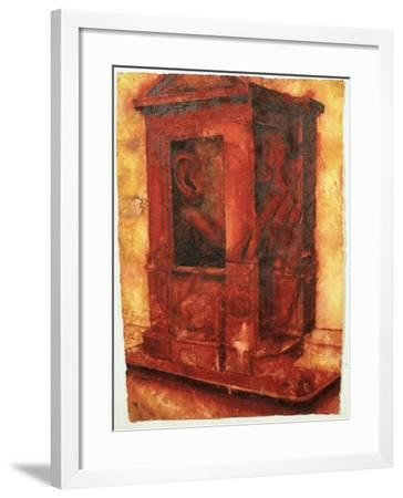 Confession, 1998-Graham Dean-Framed Giclee Print