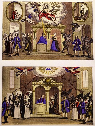 Confessions, 18th Century--Giclee Print