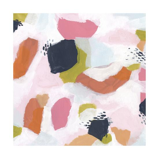 Confetti Currents II-June Vess-Art Print