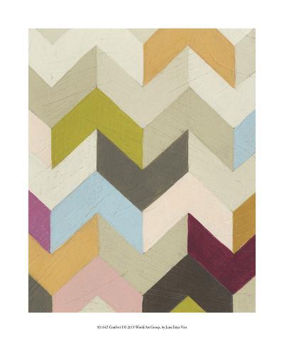 Confetti I-June Vess-Premium Giclee Print