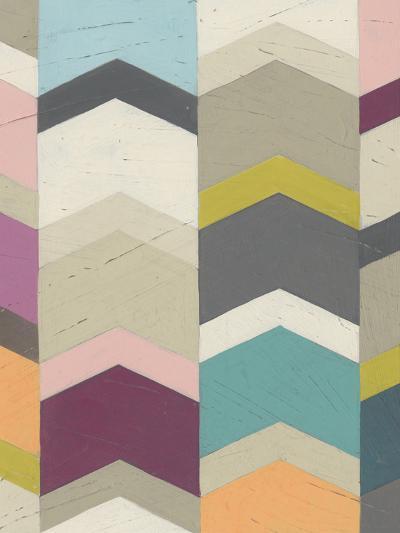 Confetti Prism III-June Vess-Art Print