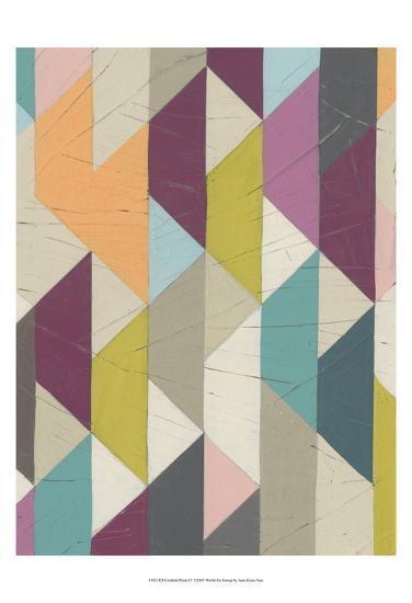 Confetti Prism IV-June Vess-Art Print