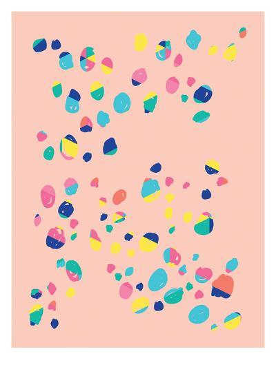Confetti-Ashlee Rae-Art Print