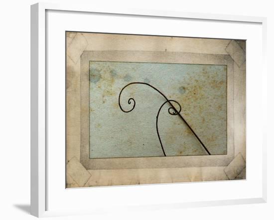 Confidences Copie-Nathalie Diacci-Framed Photographic Print