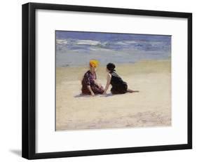 Confidences-Potthast-Framed Giclee Print
