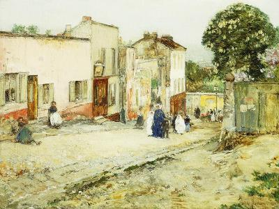 Confirmation Day-Childe Hassam-Giclee Print