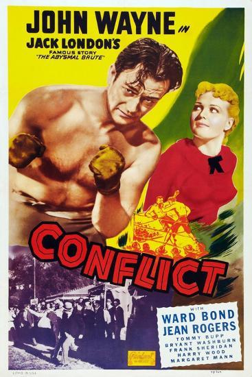 Conflict, 1936--Art Print
