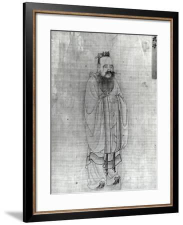 Confucius--Framed Giclee Print