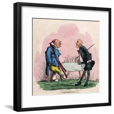 Congratulation--Framed Giclee Print
