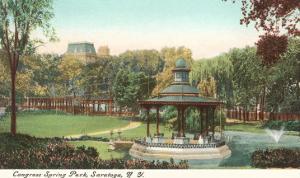 Congress Spring Park, Saratoga