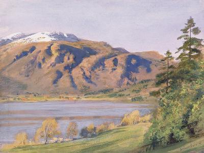 Coniston-Joseph Arthur Palliser Severn-Giclee Print