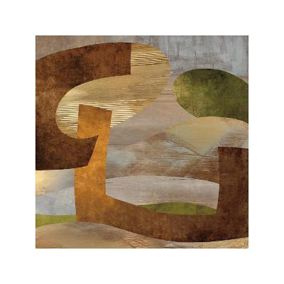 Conjunction II-K^ Baker-Giclee Print