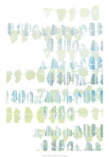 Connect the Dashes I-Jennifer Goldberger-Art Print