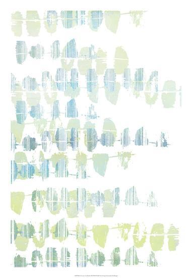Connect the Dashes II-Jennifer Goldberger-Art Print