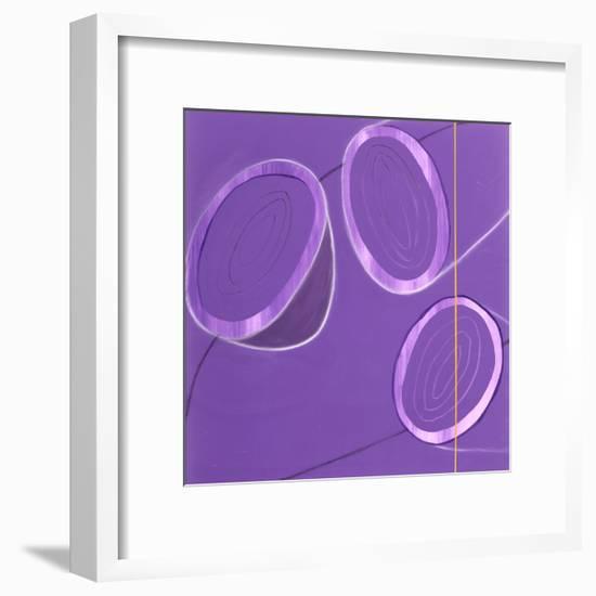 Connected 3-Gregory Garrett-Framed Premium Giclee Print