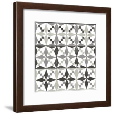 Connection VI-Alonzo Saunders-Framed Art Print