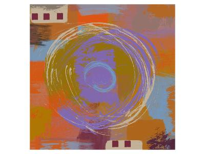Connections I-Yashna-Art Print