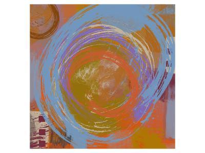 Connections II-Yashna-Art Print