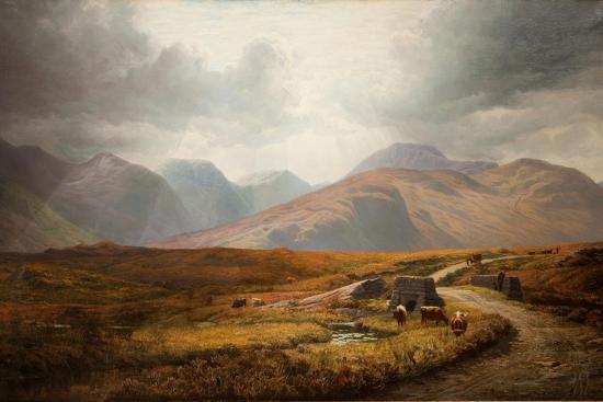 Connemara-Bartholomew Colles Watkins-Giclee Print